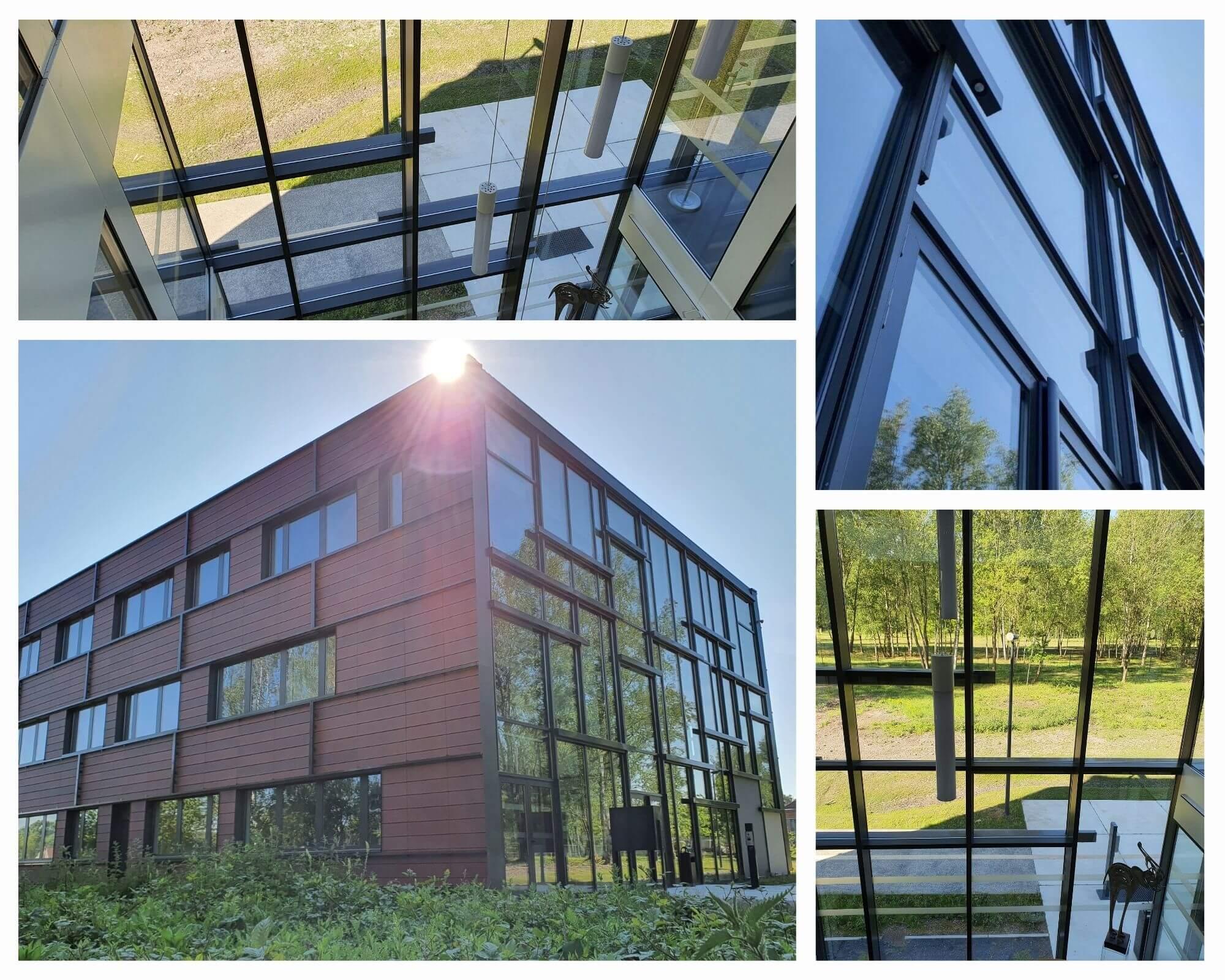 Legrand menuiserie - Projet Arenberg creative mine